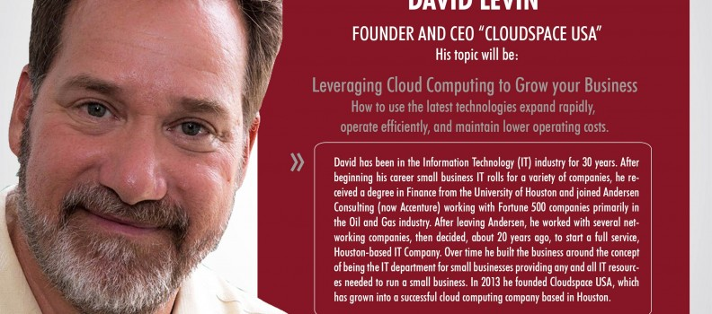 Join Us : Leveraging Cloud Computing to Grow your Business
